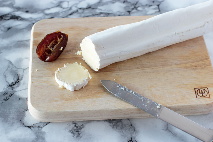 Slicing the brie