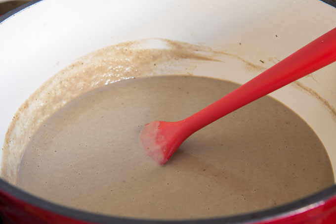 Hearty Mushroom Bisque