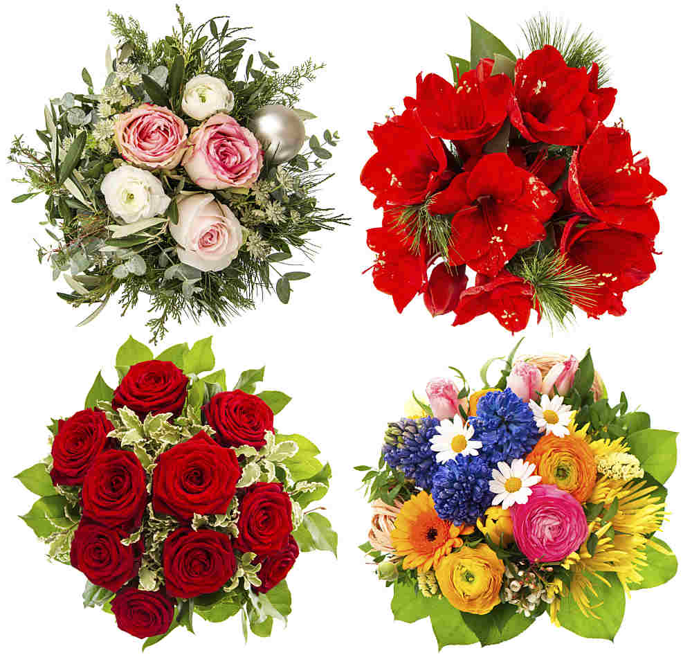 Wie bleiben Blumenstrue lnger schn  Muttertag Blumen