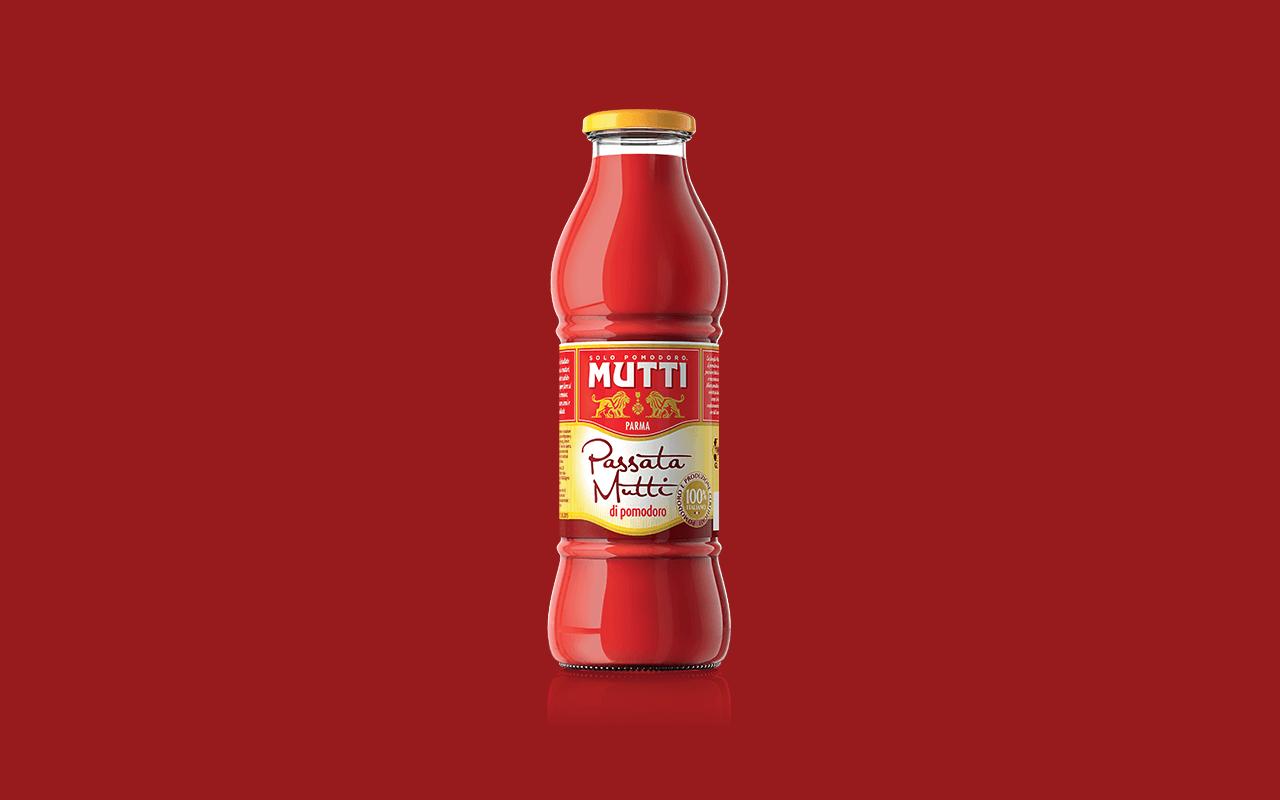 Passata di pomodoro  Mutti