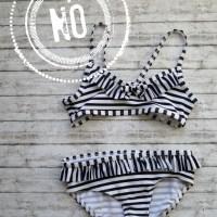 Mutti so nö: Bikinis für Kinder