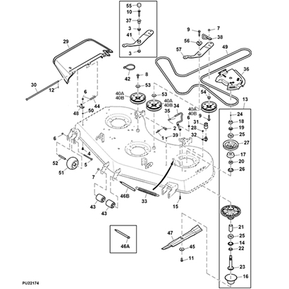 John Deere 214 Wiring Diagram John Deere 214 Parts Diagram