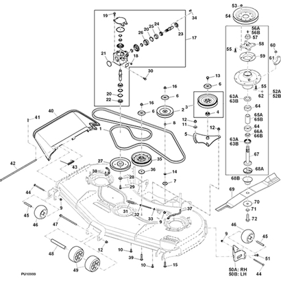 Yanmar Mower Deck Parts. Diagram. Auto Wiring Diagram