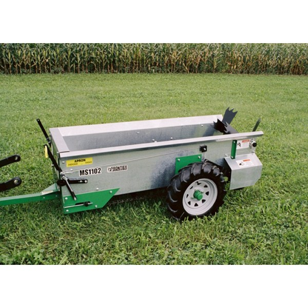 Frontier Manure Spreaders Ground Driven