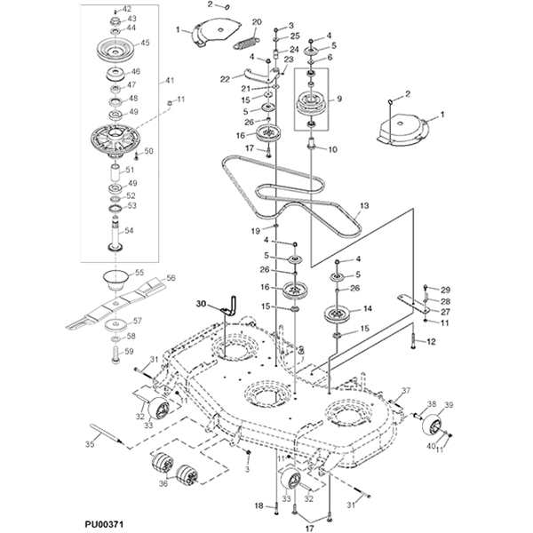 Wiring Diagram For John Deere F687