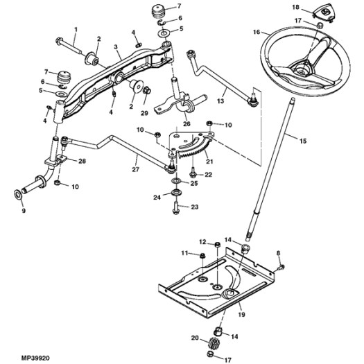 John Deere Gator Power Wheels Wiring Diagram: John Deere 125 Lawn Tractor Parts Diagram