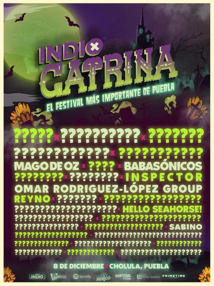 Festival Catrina 2018