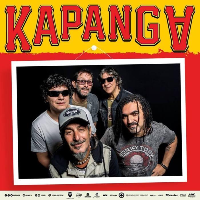 Kapanga presenta Motormusica en el Lunario