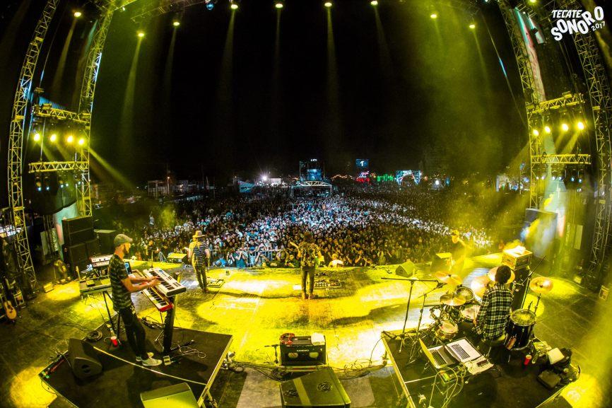Festival Tecate Sonoro 2018