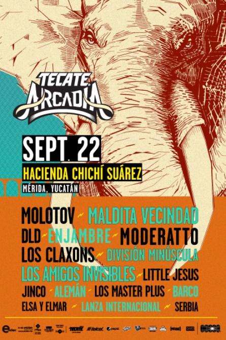 Tecate Arcadia Cartel