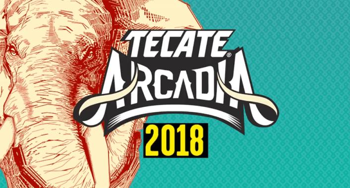 Tecate Arcadia portada