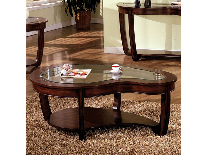 crytal falls dark cherry coffee table shop for affordable home furniture decor outdoors and more