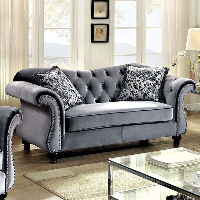 chair king umbrellas rising sun jolanda grey sofa set - shop for affordable home furniture, decor, outdoors and more