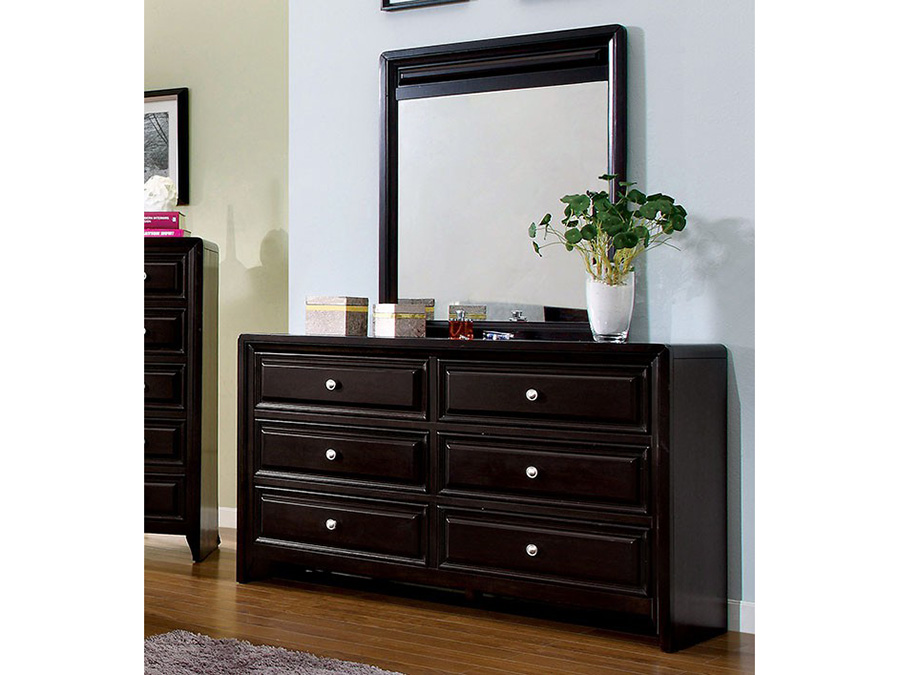 yorkville espresso finish dresser shop for affordable home furniture decor outdoors and more