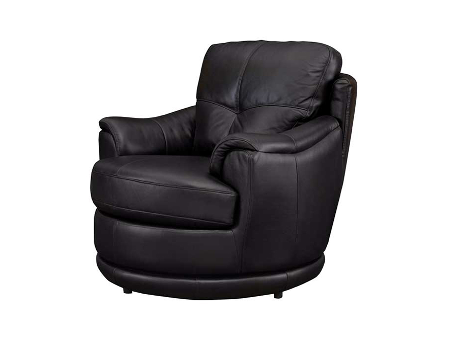 modern black leather recliner chair gym manufacturer globe swivel - shop for affordable home furniture, decor, outdoors and more