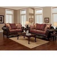 Burgundy Sofa Set Burgundy Living Room Furniture Color ...