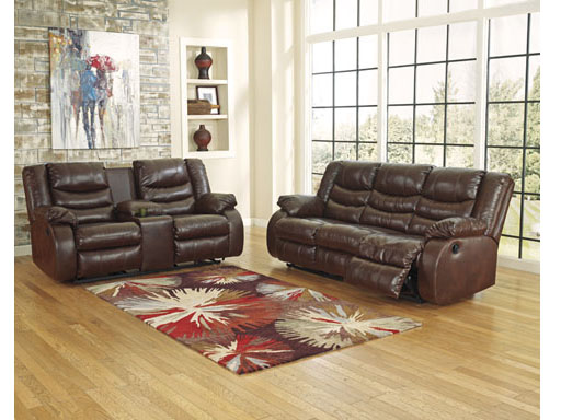 durablend sofa with chaise and recliner linebacker set shop for affordable home furniture