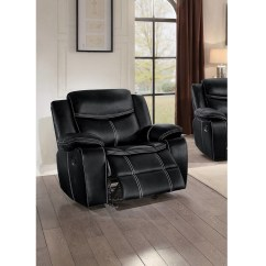 Double Recliner Chairs Black Universal Chair Covers Bastrop Reclining In Shop For Affordable Home