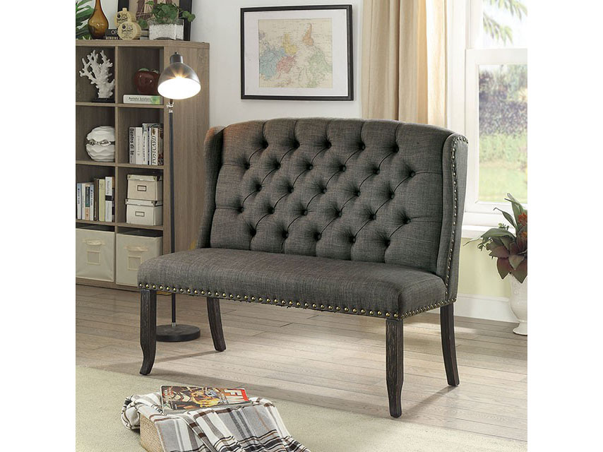 2 seater love chair vinyl covers walmart sania iii seat bench shop for affordable home