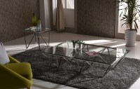 Rectangular Glass Coffee Table - Shop for Affordable Home ...