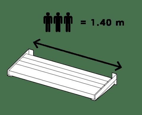 MuurBank model 1.40