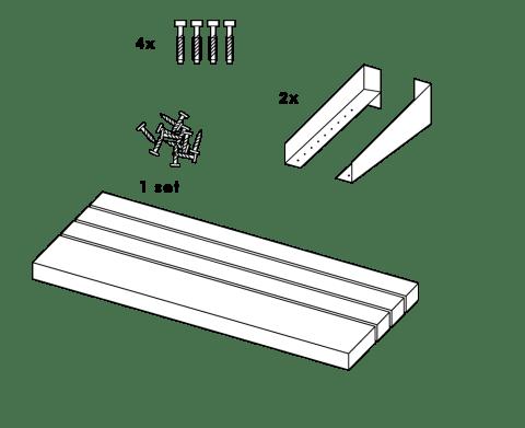 MuurBank stap 4