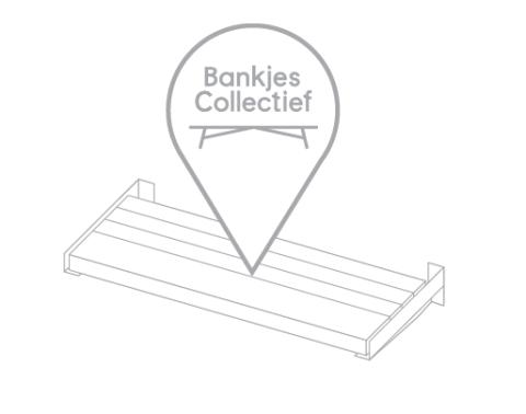 MuurBank bankjescollectief