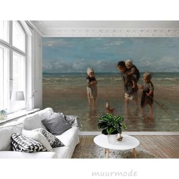 Fotobehang van beroemde schilderijen uit het Rijksmuseum