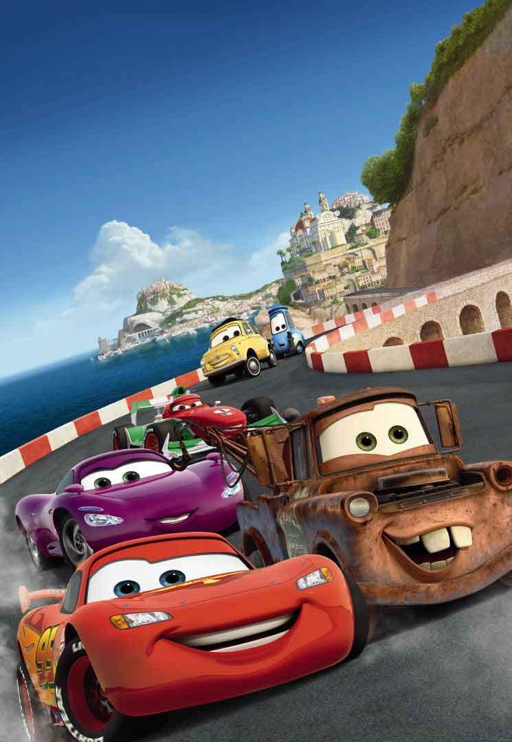 Muurposter Cars Italy  Muurmodenl