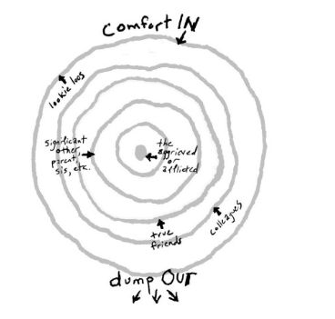 concentric circles of care
