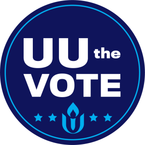 Logo for UU the Vote