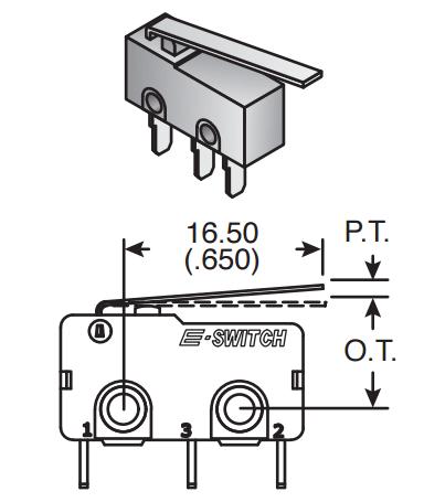 3D Printer Endstop