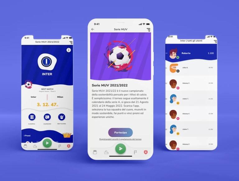 serie muv app