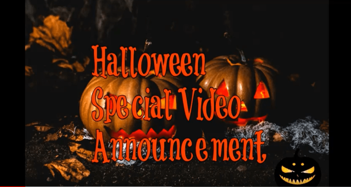 muxe tv creepy countdown Special Halloween Video Announcement
