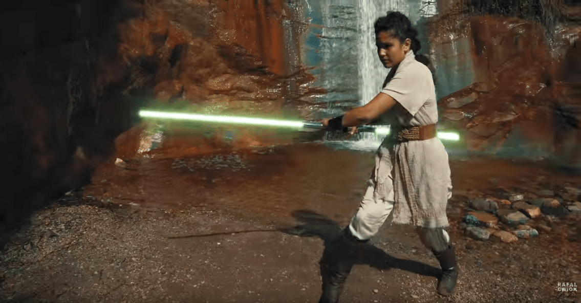 RafalCwiok THE BATTLE WITHIN A Star Wars Fan Film