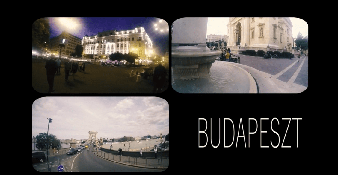 muxetv Kubson Production Weekend in Budapest