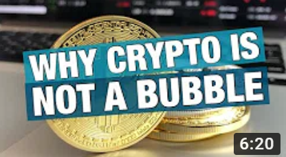 muxetv swiss crypto podcast Why Crypto Isn't A Bubble