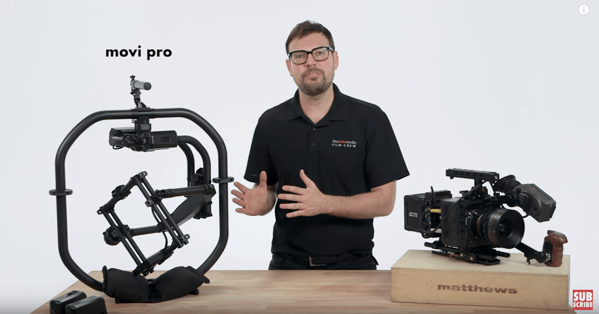 muxetv film jams MoVI Pro Review