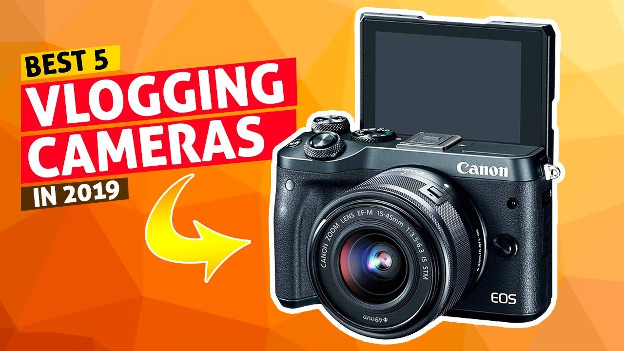 5-Best-Camera-For-Vlogging-and-Youtube-in-2019