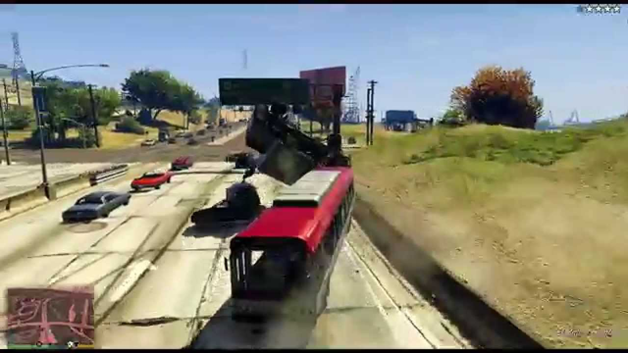 GTA-V-Heavy-Bus-Mod-High-Traffic-Density