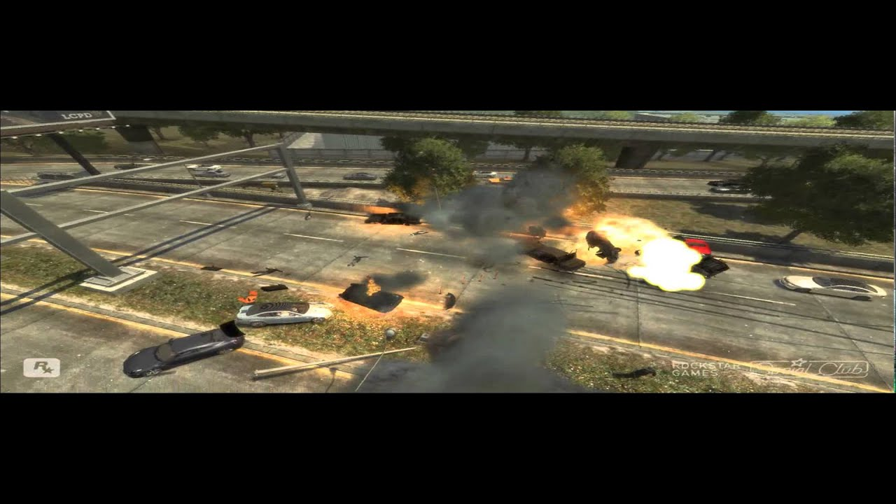 Messing-around-in-GTA-IV