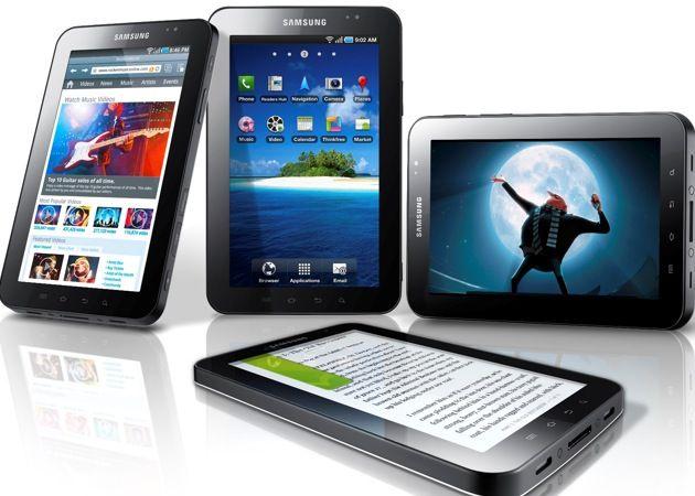 galaxytabs Android 3.0 en el Samsung Galaxy Tab
