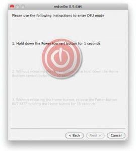 jb 4.3.1 5 450x5001 270x300 Guía Jailbreak iOS 5 beta con Redsn0w 0.9.8b1