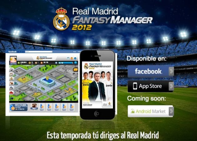 Captura de pantalla 2011 09 19 a las 17.44.55 630x450 Descarga gratis Real Madrid Fantasy Manager 2012: Facebook, iOS y Android