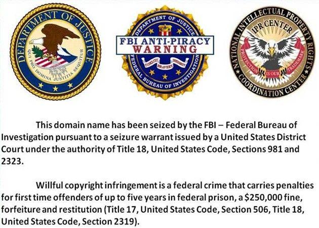 FBI cierre sitios pirata El FBI cierra páginas pirata de aplicaciones móviles Android