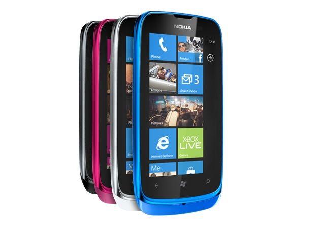 Lumia 610 Windows Phone podría superar a BlackBerry en Europa este año