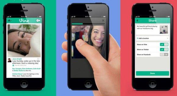 Twitter Vine 2 Twitter estrena su servicio de vídeo de seis segundos Vine