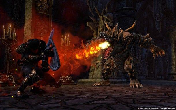 elder scrolls online 610x381 Guía imprescindible de videojuegos para PC en 2013