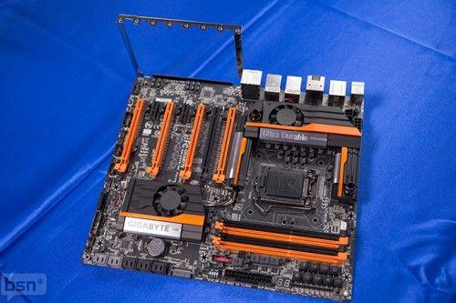 GBTZ87 5 of 43 689 500x333GIGABYTE muestra su nueva y completa línea de placas base Z87