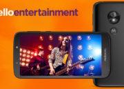 Motorola informa el Moto E5 Play con ©Android Go según sistema operativo